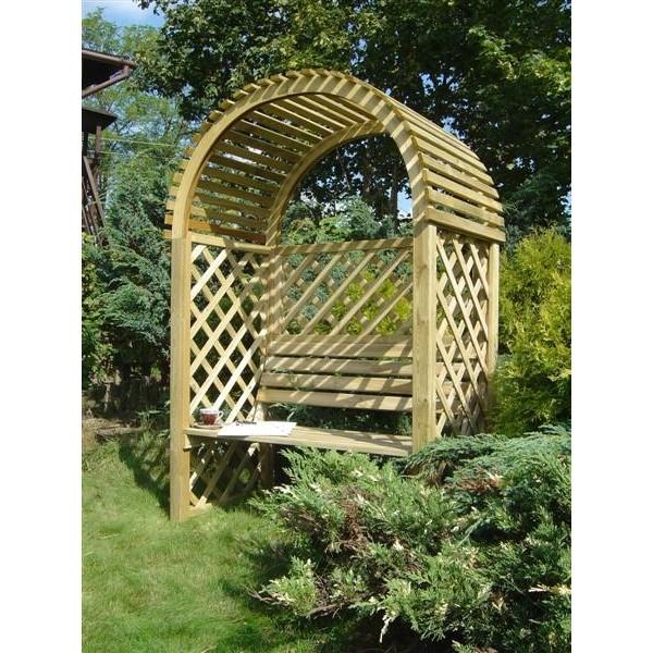 Купить Пергола деревянная Chiltern - производитель на Otpravka - цены и фото - доставка из Польши и стран Европы в Украину.