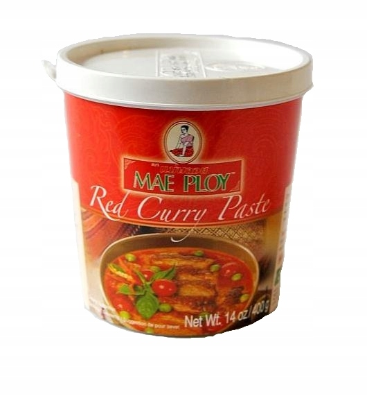 Item [PCH] Thai Curry Paste Red 400g + free SHIPPING !