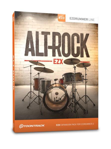 Купить TOONTRACK ALT-ROCK EZX BIBLIOTEKA BRZMIEŃ на Otpravka - цены и фото - доставка из Польши и стран Европы в Украину.