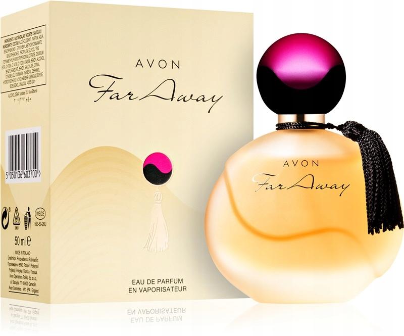 Item Avon FAR AWAY eau de Parfum 50 ml FILM ACTION