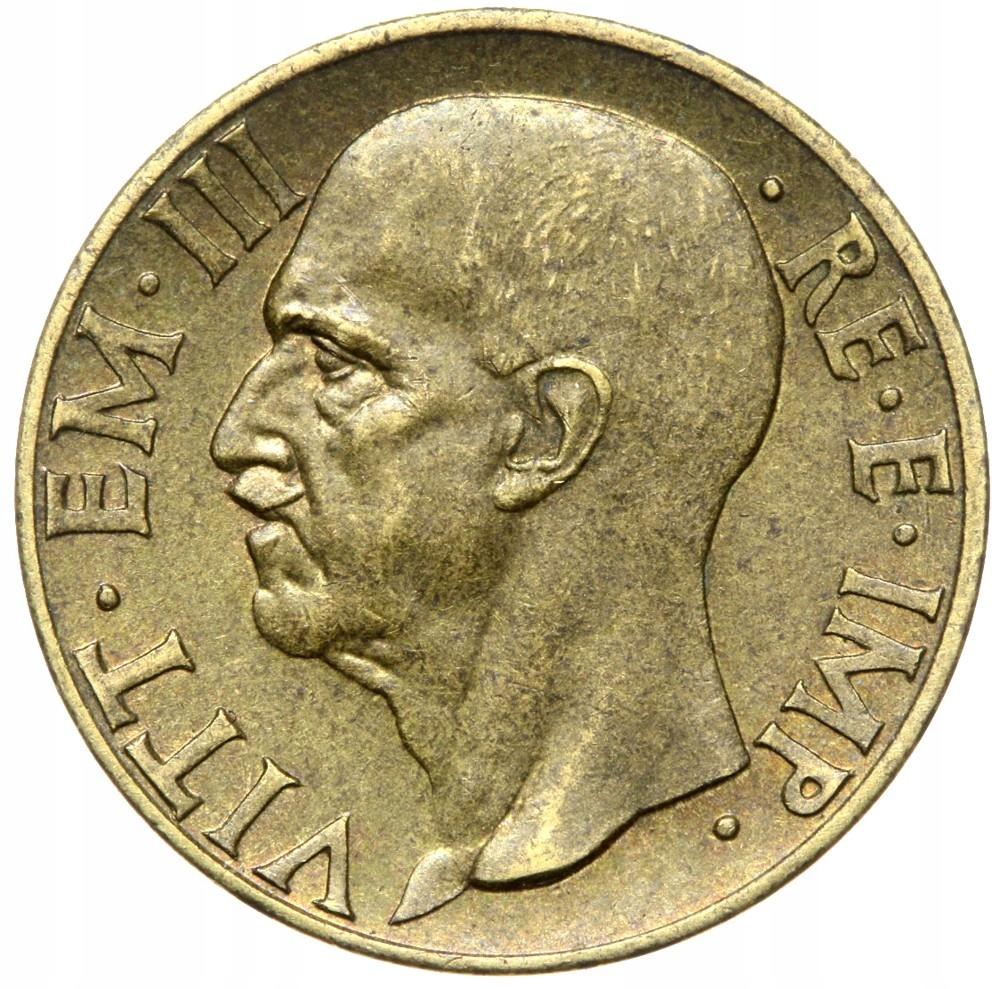 Taliansko - Wiktor Emanuel III - 10 CENTESIMI 1939