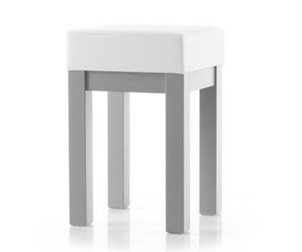 Buková stolica ergo stool double sedadlá