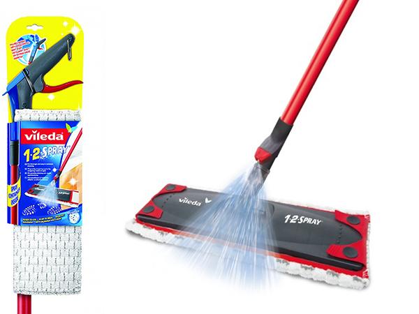 Vileda Spray Ultramax 1,2 Mop плоский