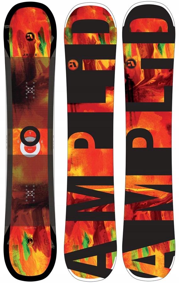 NOVÉ AMPLID STEREO Snowboard - 151 cm