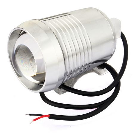 Светодиодные лампы LED ФАРЫ линзы серебряный * ПОДАРОК