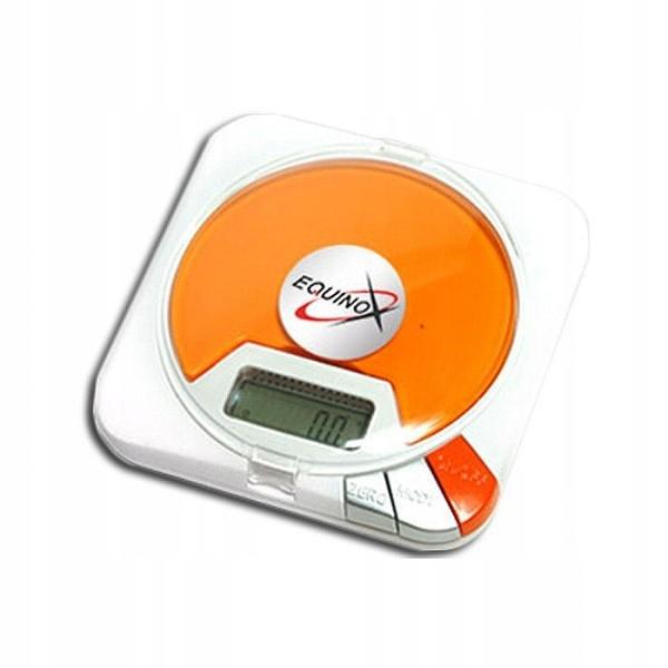 Elektronická meradlo Discman 0.1g 500g Fuzion