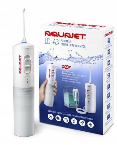 AquaJet LD-A3 портативный irygator,2 насадки