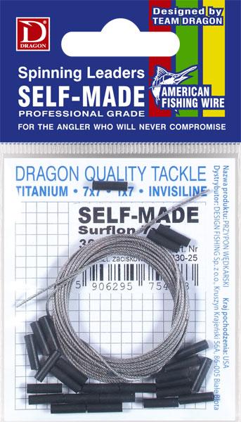 Materiál. Dragon Surflon 7x7 2.5m 30kg