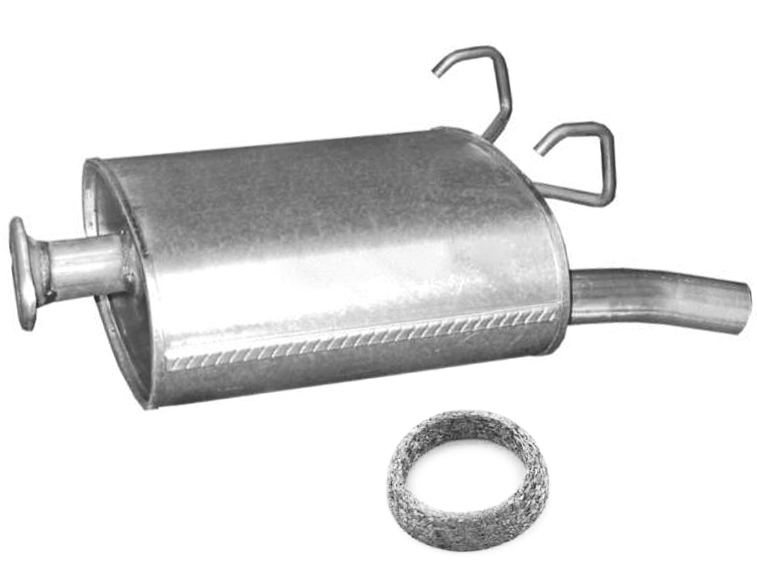 honda cr-v 20 бензин глушитель конечный + кольцо