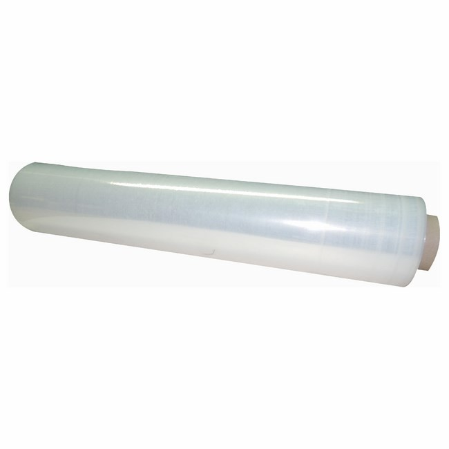 Item STRETCH FILM 3KG COLORLESS TENSILE BANNER