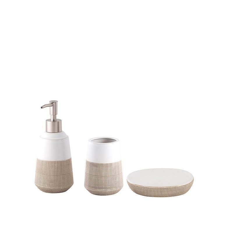 Kúpeľňová súprava CERAMIKA kúpeľňová súprava