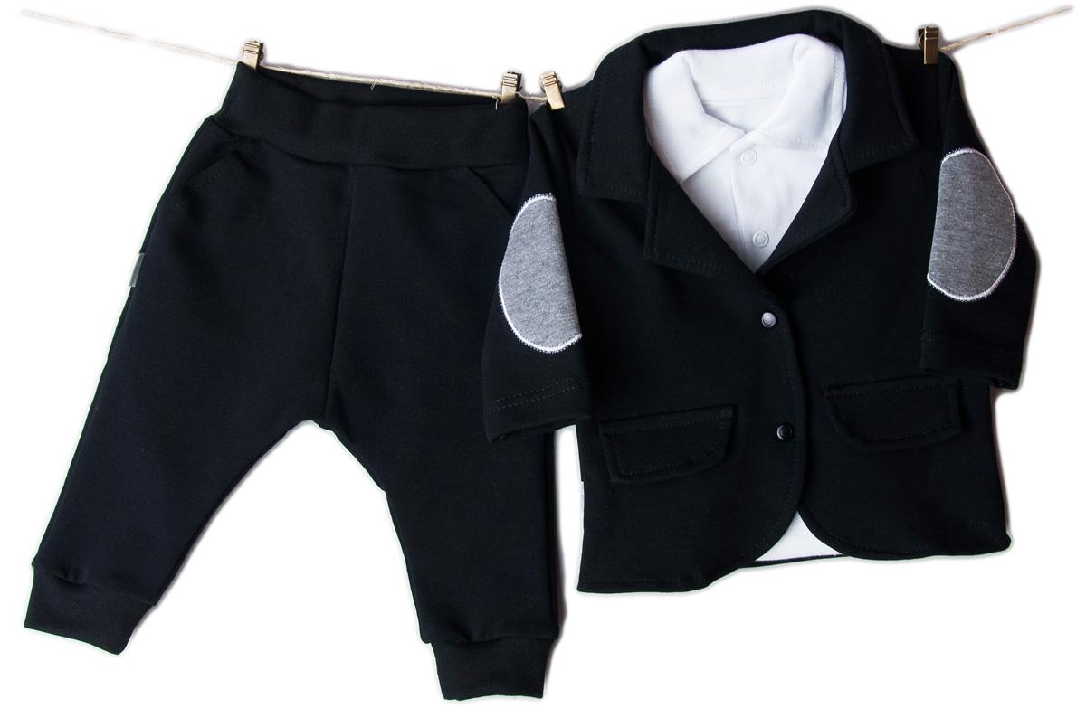 BUNDA + nohavice OBLEK-oblek na krst 98