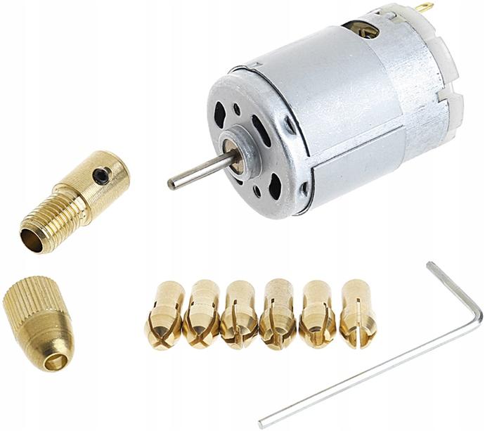 12V mini PCB vŕtačka ___ BTE-606