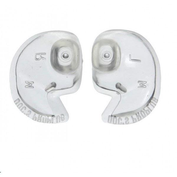 Zátkové chrániče sluchu Docs Proplugs veľkosť XS