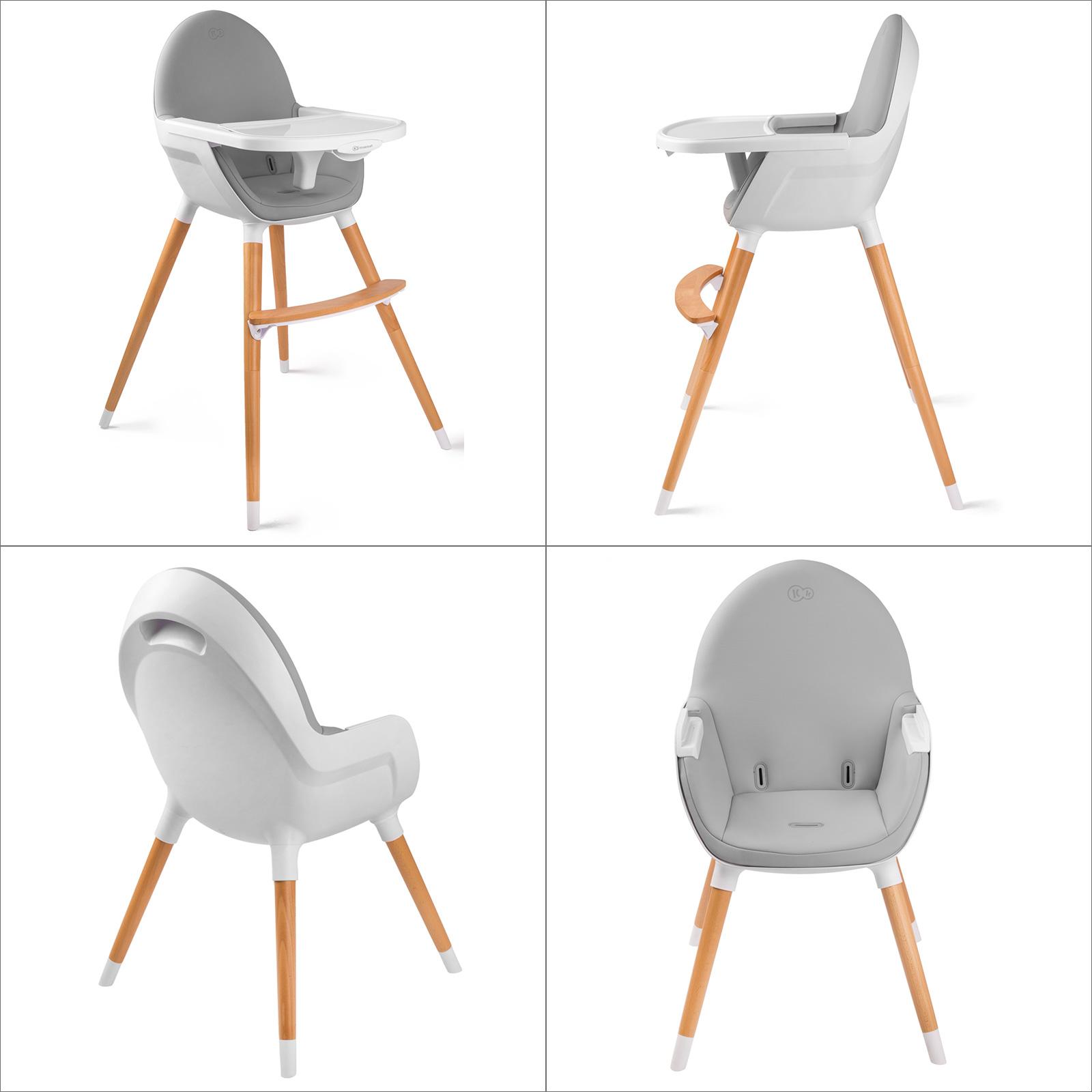 Детское кресло-качалка Детский стульчик Детский стульчик Kinderkraft Возраст 6 м +