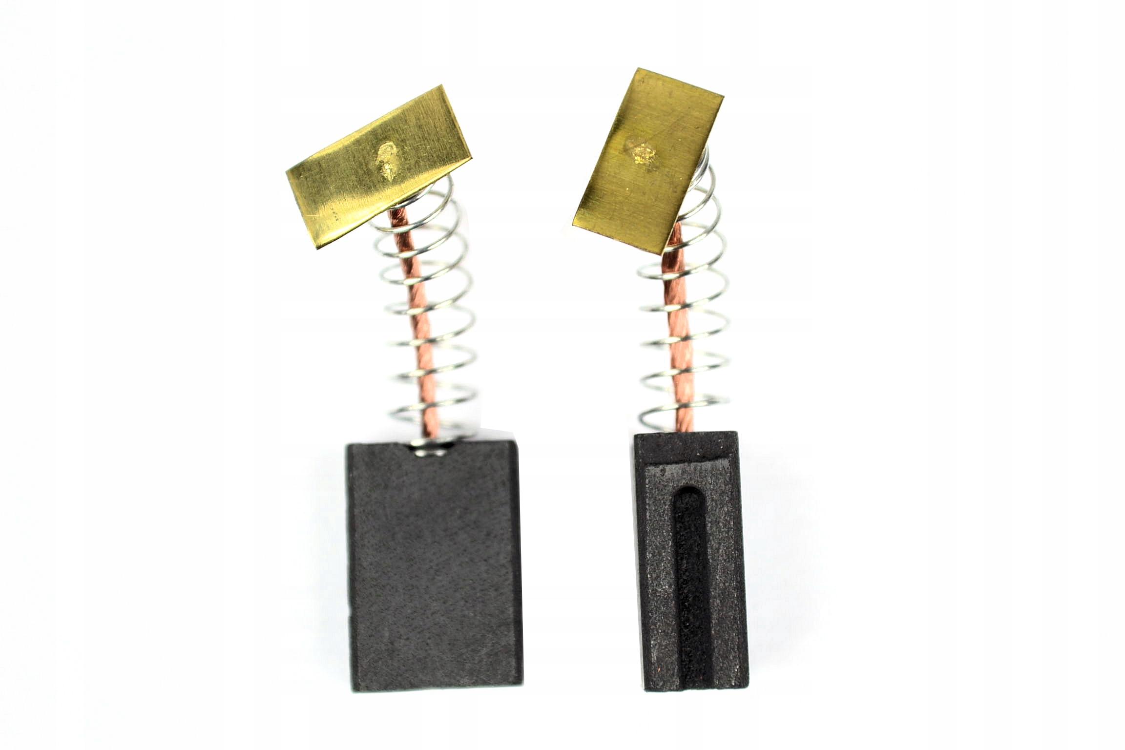 Uhlíkové kefy 6.5x11x15 Grinder Drill