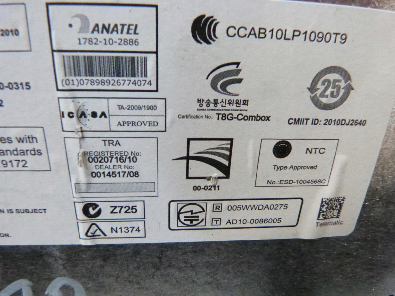 Bmw F20 Combox