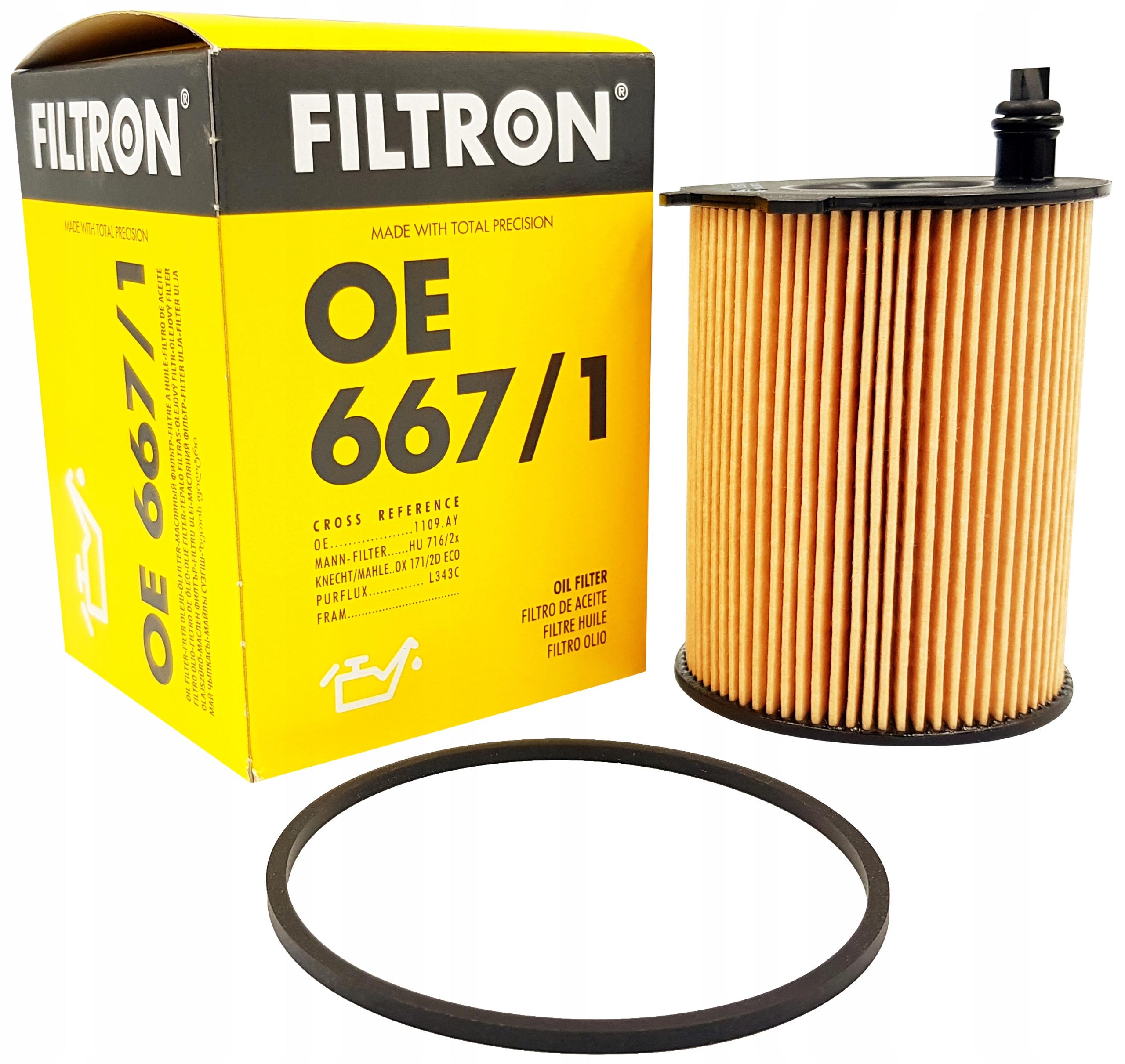 CITROEN Xsara Picasso 1.6 HDi Diesel Filtro de aceite 2004-09 tj