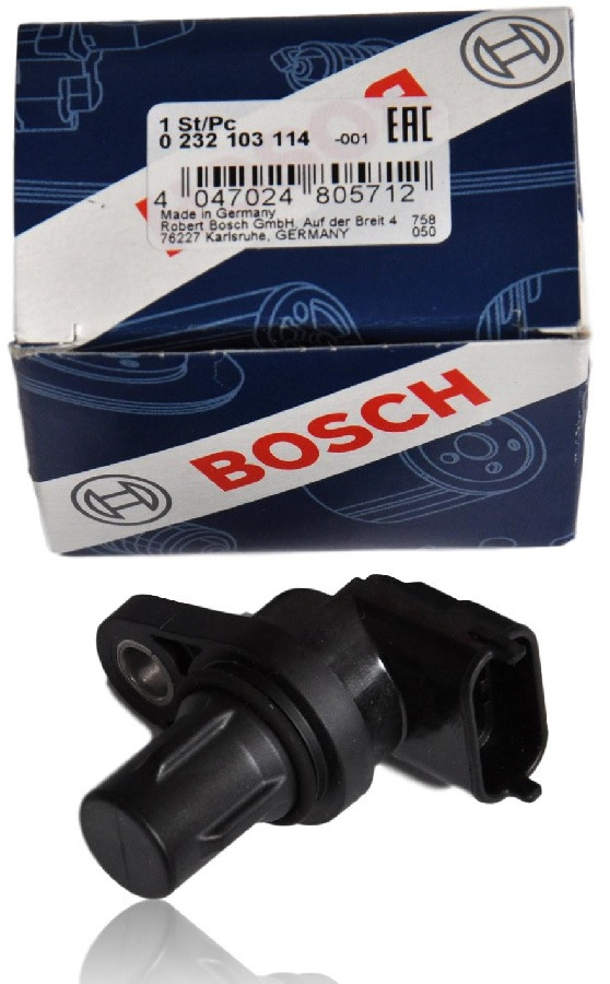 bosch 0232103114 датчик вала грм mercedes