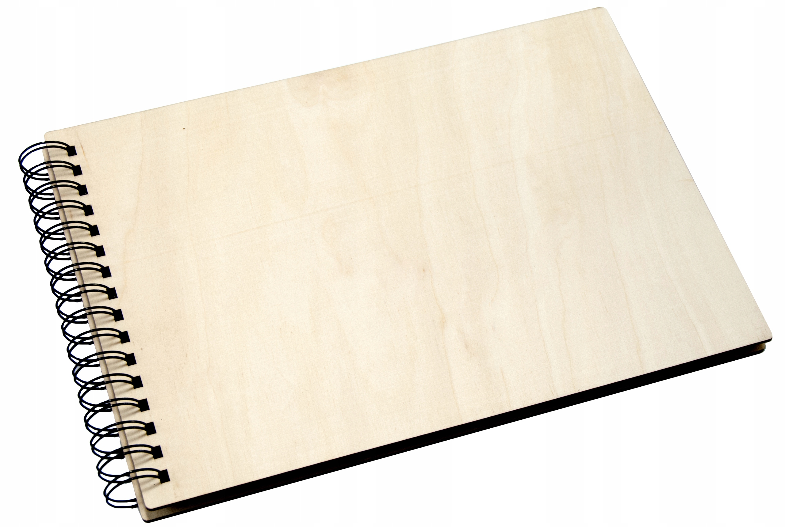 Drewniany Album Na Zdjecia Wklejane A4 Poziomy 7491146261 Allegro Pl