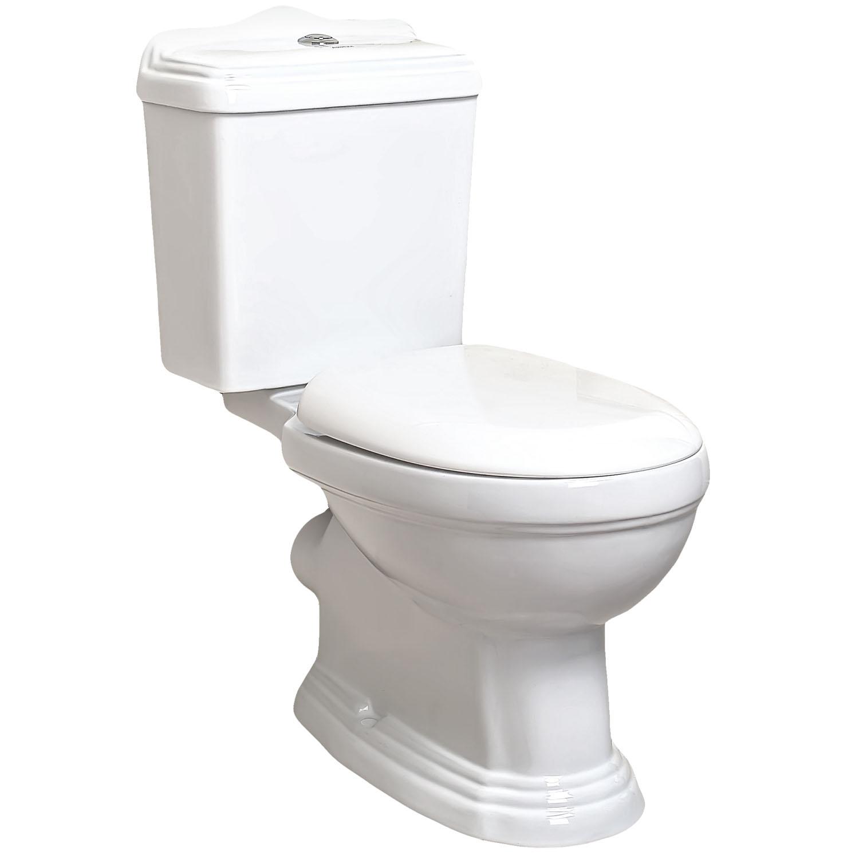 WC je kompaktný s Palube Retro 13 Kerr KR