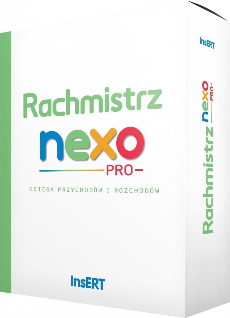 Купить InsERT Компьютер NEXO Pro 3 состояние. книга - KPiR на Otpravka - цены и фото - доставка из Польши и стран Европы в Украину.