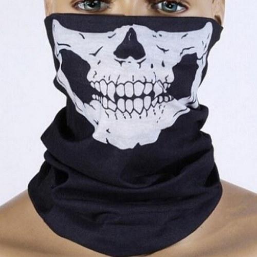 Kominiarka maseczka bandama chusta twarz CZASZKA Marka Inny