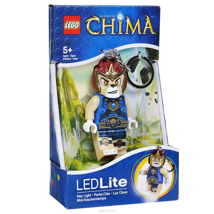 Lego Chima LGL-KE35 KEYCHAIN LED LOVAL FLATHLIP