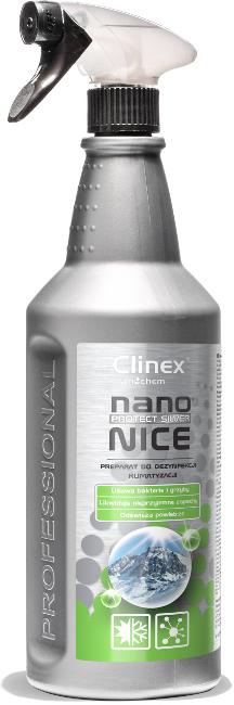 CLINEX NANO NICE жидкость для дезинфекции кондиционера