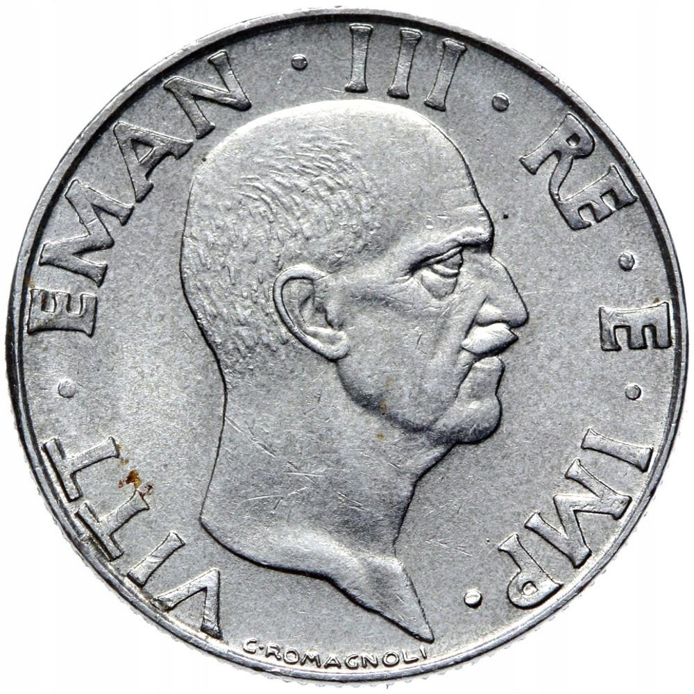 Taliansko - Wiktor Emanuel III - 50 CENTESIMI 1941