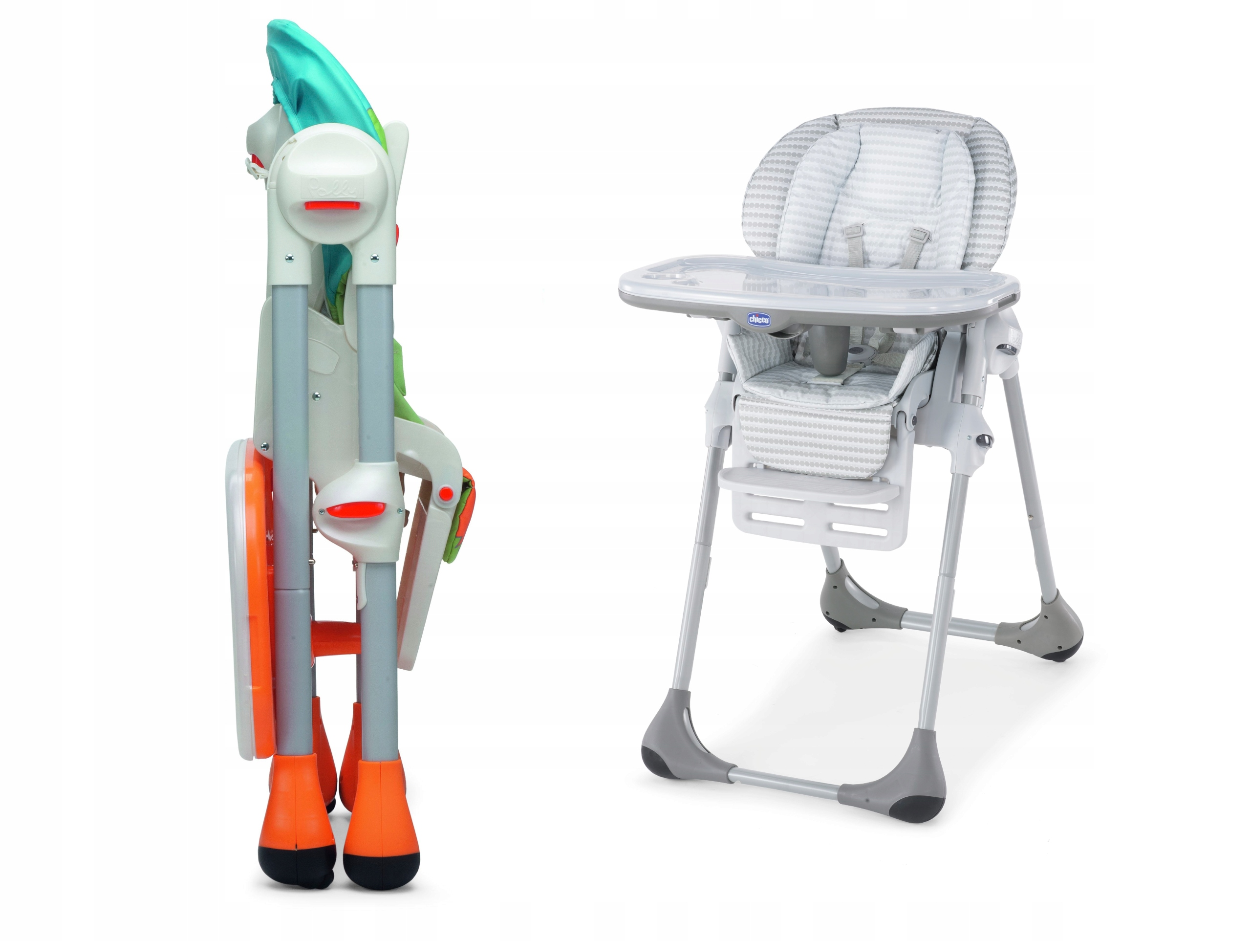 CHICCO Polly 2in1 - kŕmenie stoličky, 24h 6m +