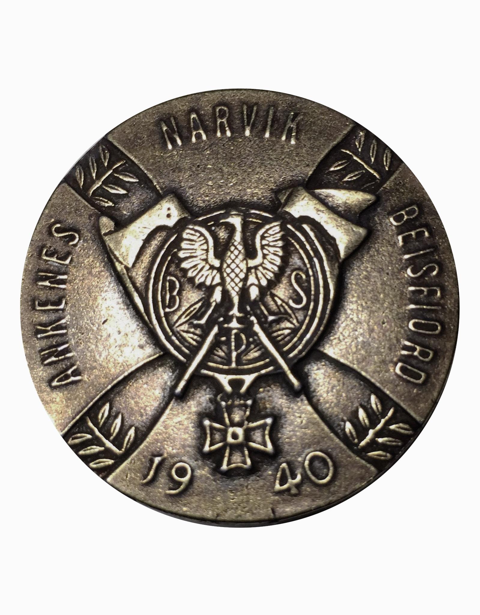 Odznak nezávislej brigády plôch Podhale