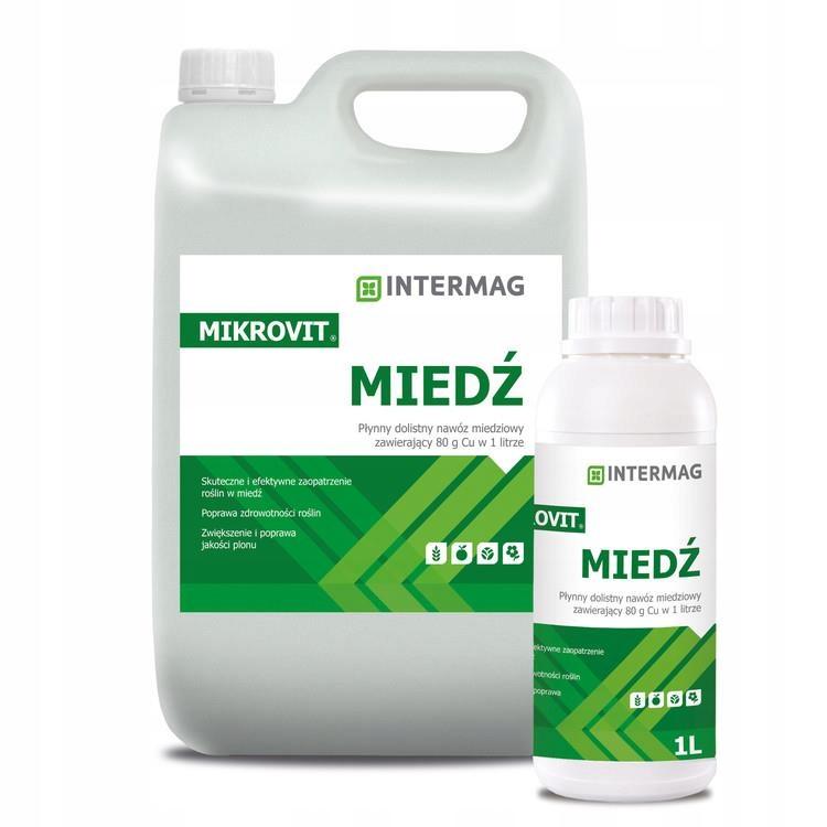 MIKROVIT MEDI CHELMU MEDI CU 20L INTERMAG RIASY