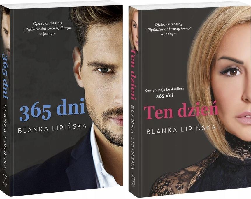 Item 365 DAYS + the DAY Blanka Lipińska PACK 2 IN 1