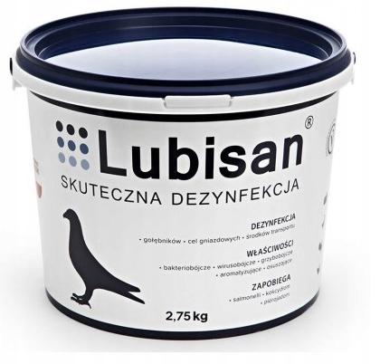 Купить LUBISAN 2.75 кг сухая дезинфекция свиньи, крупный рогатый скот на Otpravka - цены и фото - доставка из Польши и стран Европы в Украину.