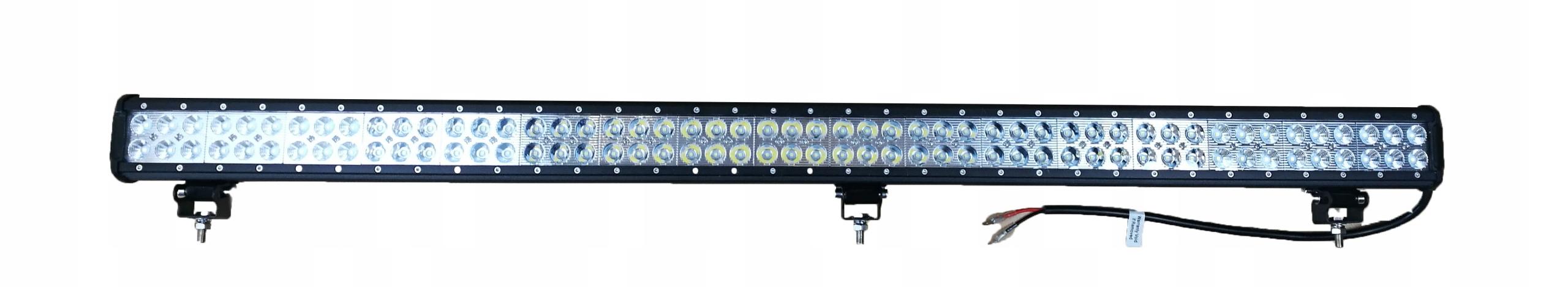 панель led галоген дальнего света планка 306w47'118cm