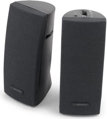Купить ESPERANZA Speakers 2.0 USB 6W блок питания Щецин на Otpravka - цены и фото - доставка из Польши и стран Европы в Украину.