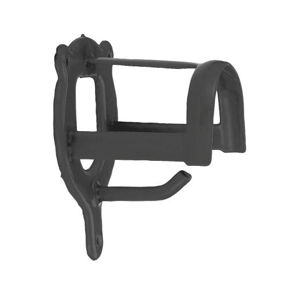 Drôtový vešiak pre koňský čierny kov Porovnať