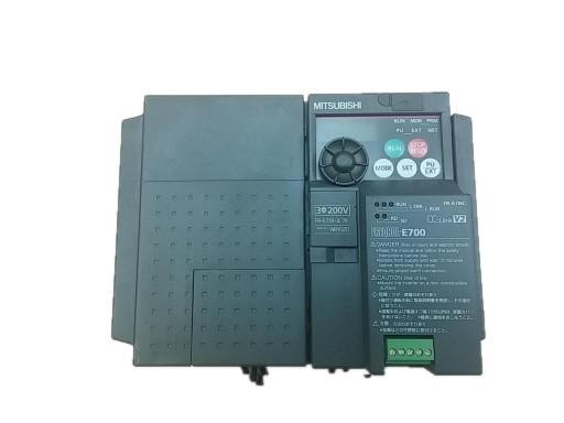 Mitsubishi Inverter.E700 FR-E720- 3.7K W