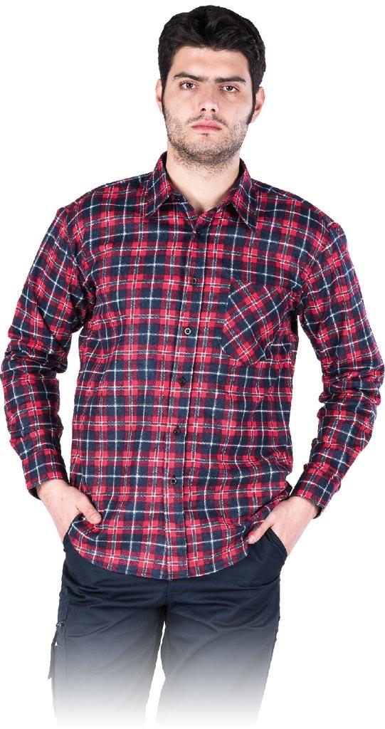 Pracovná košeľa Flannel Flannel XL 42/43