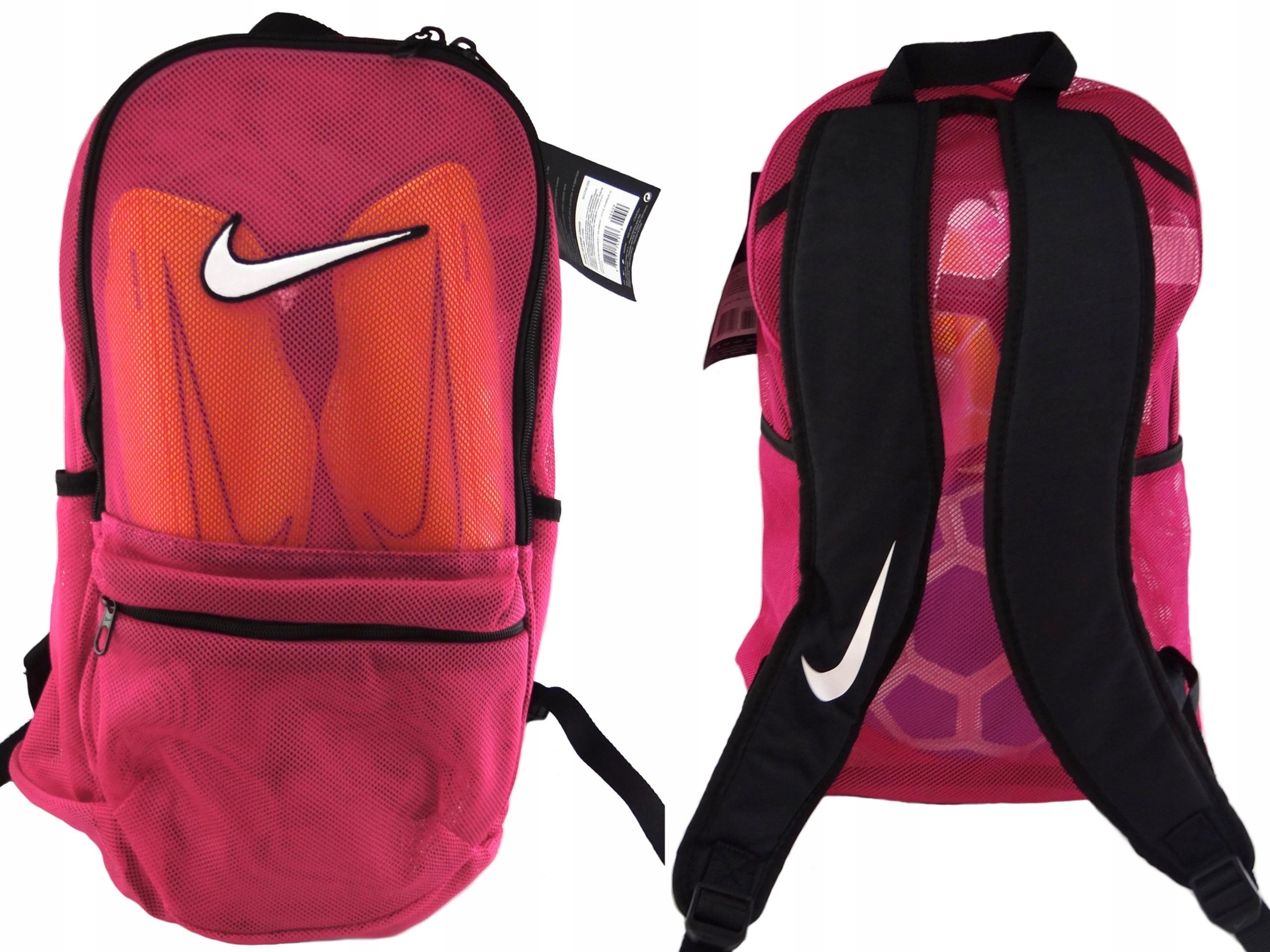19ffc55c83926 Plecak Nike BA5388 666 Brasilia Mesh Training 7441875914 - Allegro.pl -  Więcej niż aukcje.