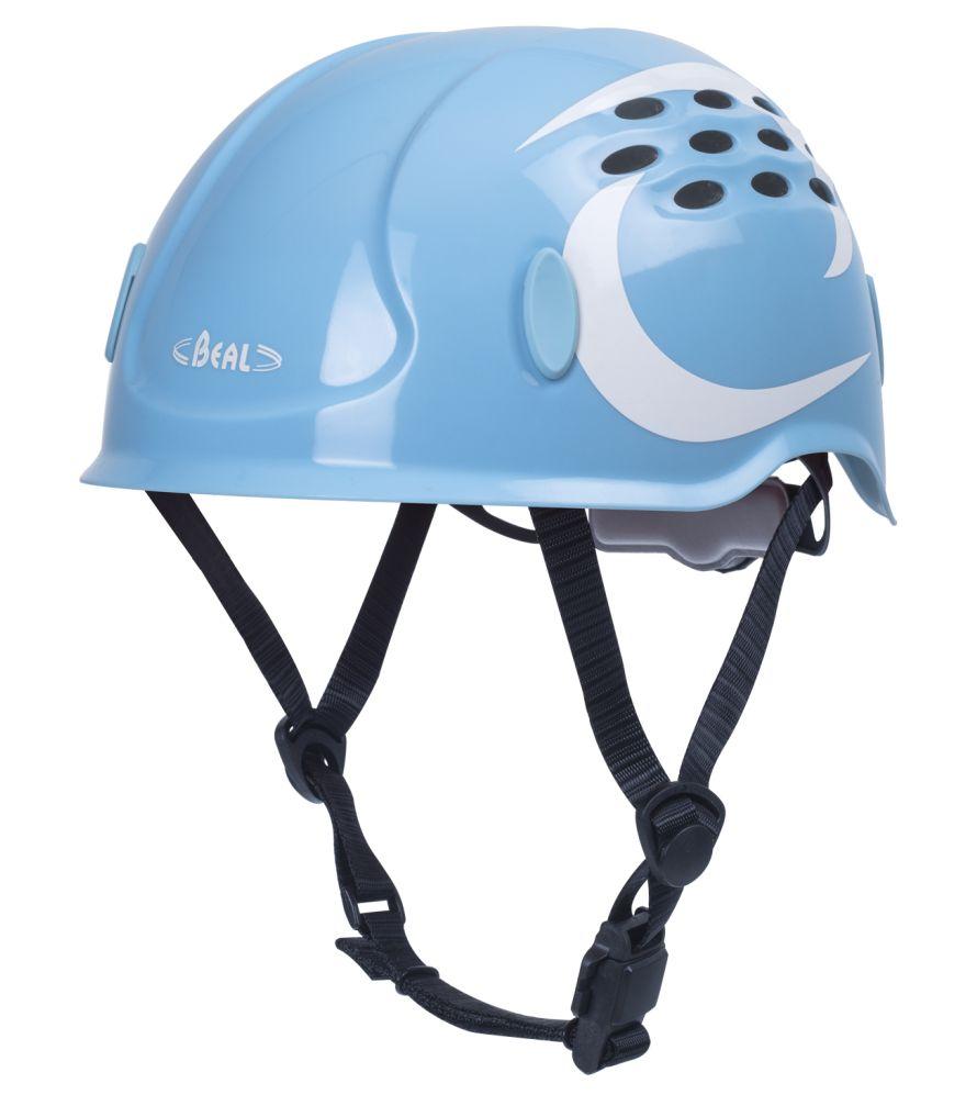 Lezecká helma BEAL IKAROS BLUE HYBRIDA