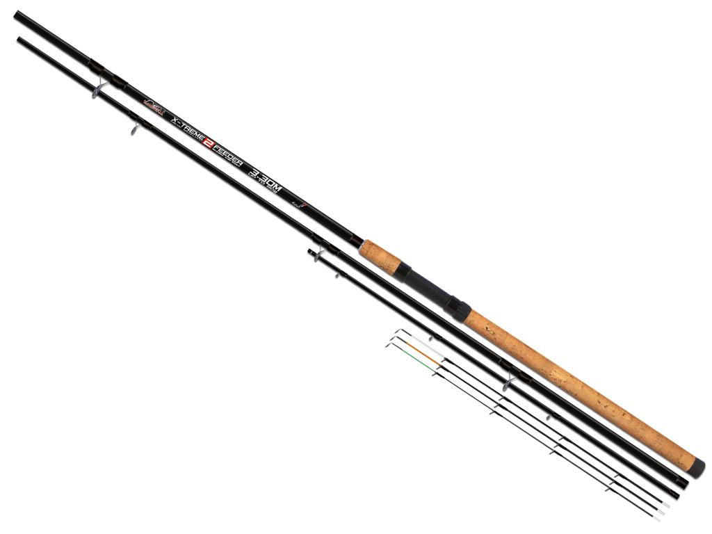 Mistorl X-Treme Feeder 3,90M / až 120g ryby