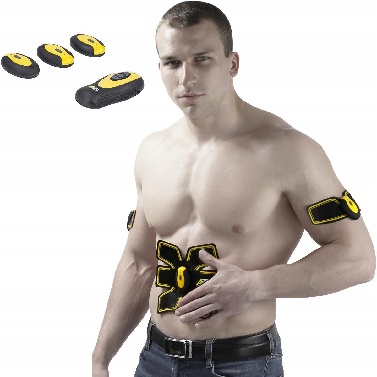 Nastavený na stimuláciu cvičení brucha pre