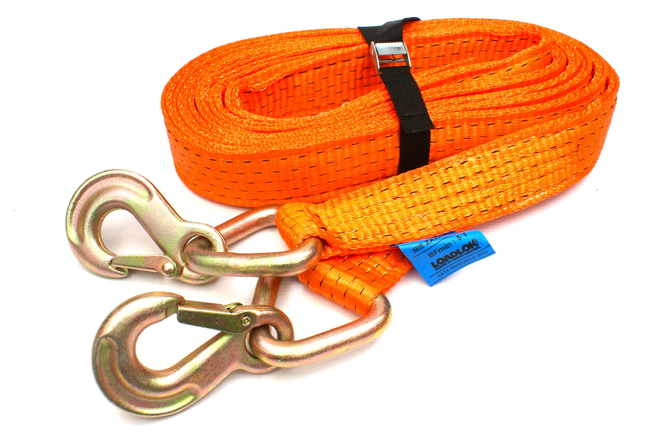 Rope Rope Буксирующая лента двойная лента 6.0t