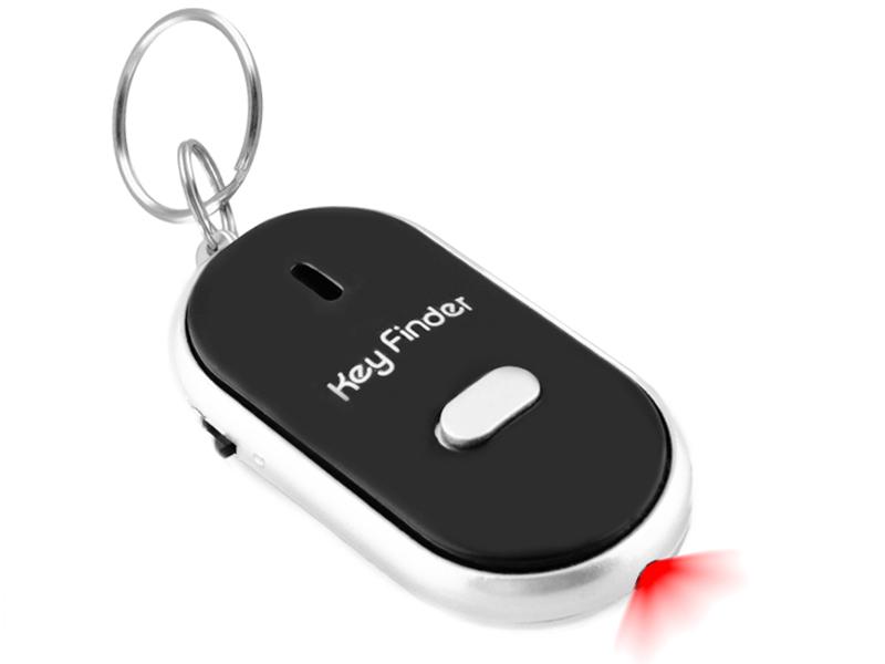 Брелок для ключей Keyfinder Key Whistle + LED