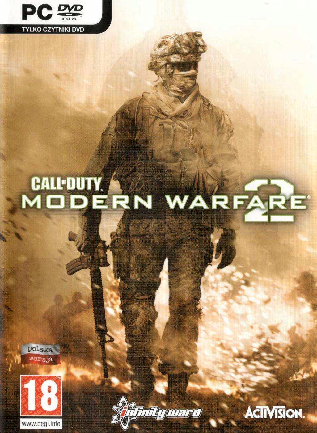 Купить Call of Duty Modern Warfare 2 + БОНУС на Otpravka - цены и фото - доставка из Польши и стран Европы в Украину.