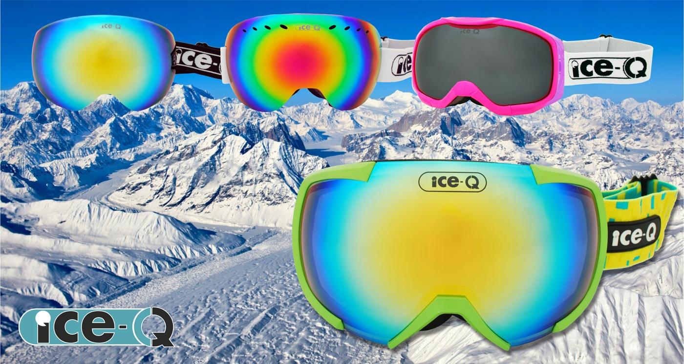 ICE Q Gogle narciarskie St. Moritz 1 Filtr S2 7748625447