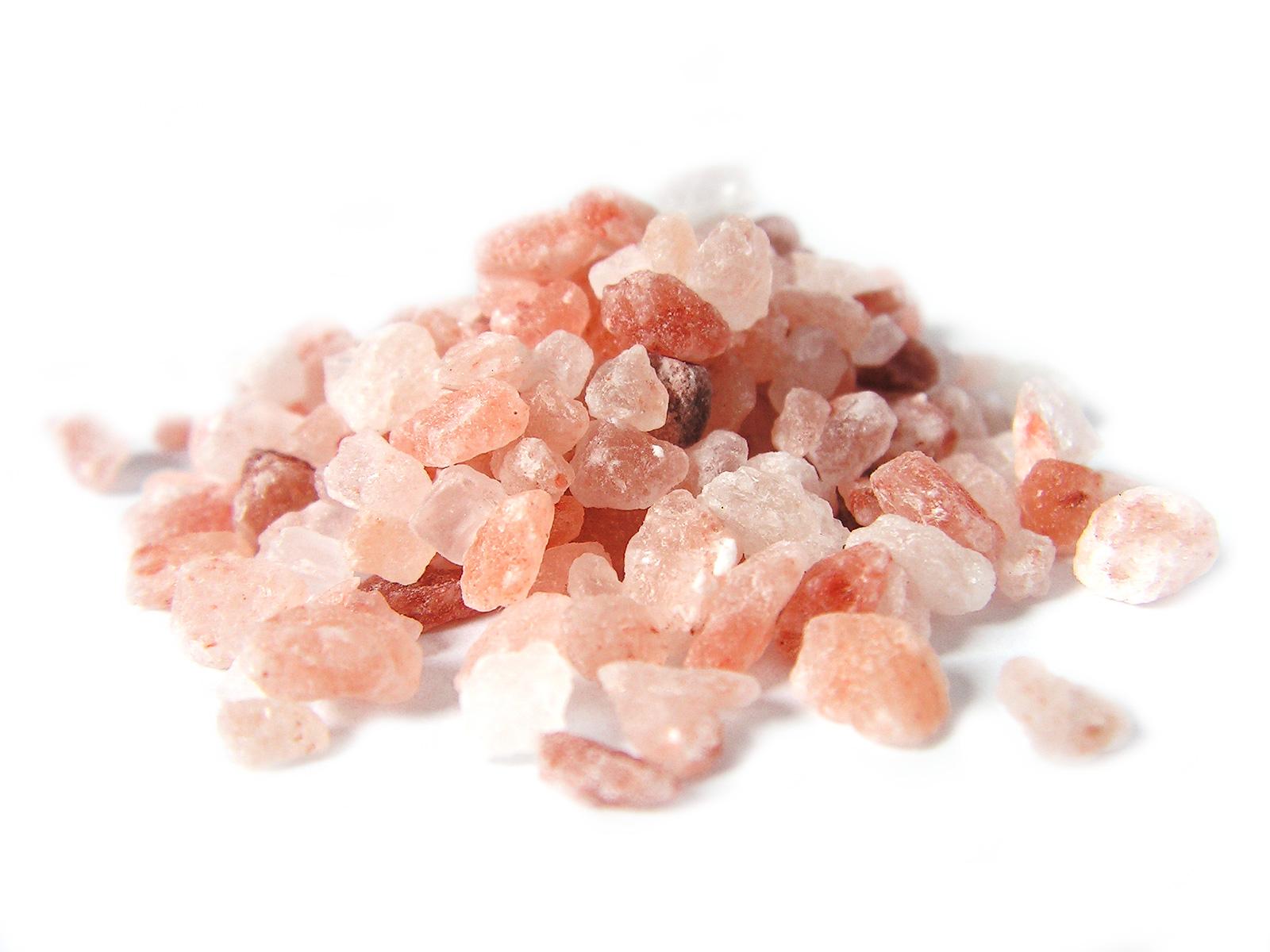 Купить Соль HIMALAJSKA розовая шероховатая 1 кг на Otpravka - цены и фото - доставка из Польши и стран Европы в Украину.