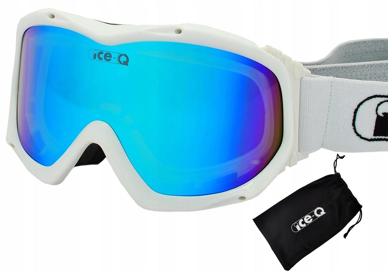 ICE-Q Gogle narciarskie Val Gardena-1 filtr S2